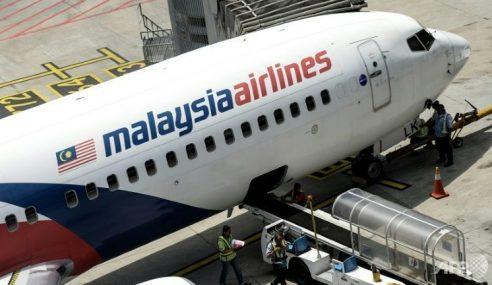 Pesawat MAB Ke Sri Lanka Berpatah Balik Ke KLIA