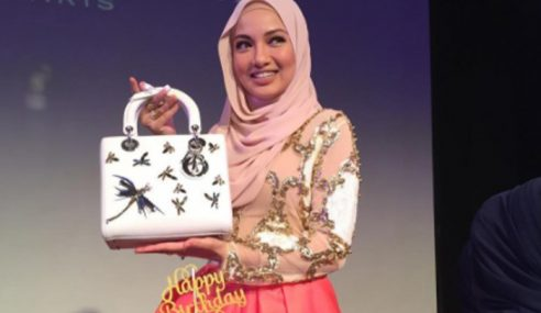 Neelofa Sambut Birthday Dengan Kek RM22 Ribu!