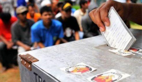 Pilihan Raya Jakarta Diadakan Dua Pusingan