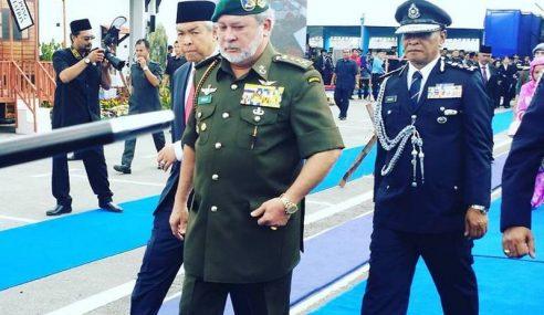 Mana Muhyiddin Ketika Sultan Turun Bukit Kepong?