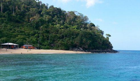 TLDM Selamat 87 Pelancong Terkandas Di Pulau Tioman