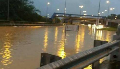 Hujan Lebat Lebih 2 Jam Cetus Banjir Kilat Di Pedas