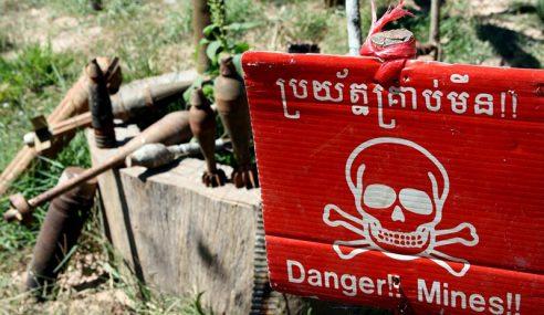 Jerangkap Samar Era Konflik Hantui Penduduk Sempadan