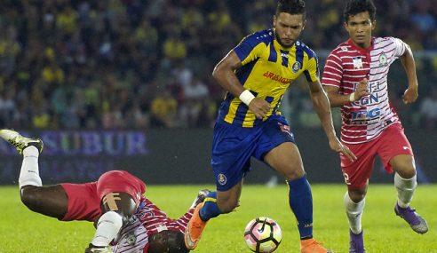 JDT Jumpa Pahang Di Suku Akhir Piala FA 2017