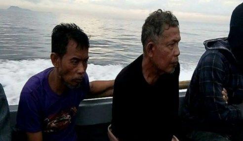 Tentera Filipina Selamatkan 2 Rakyat Malaysia Diculik