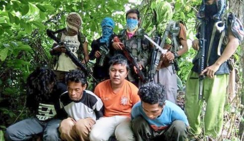 3 Lagi Rakyat Malaysia Diculik Sah Diselamatkan
