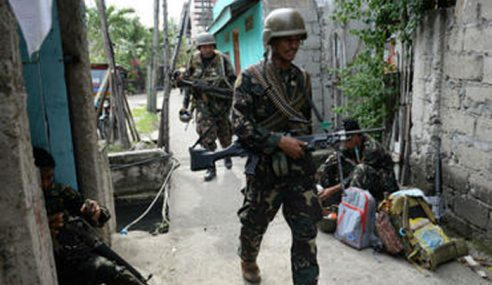 Tentera Filipina Bunuh Ketua Unit Kumpulan Abu Sayyaf