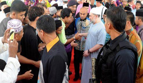 Agong Sampaikan Watikah Pelantikan 16 Ahli MAIM
