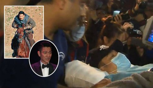 Jatuh Kuda, Andy Lau Dapat Pampasan RM45.73 Juta
