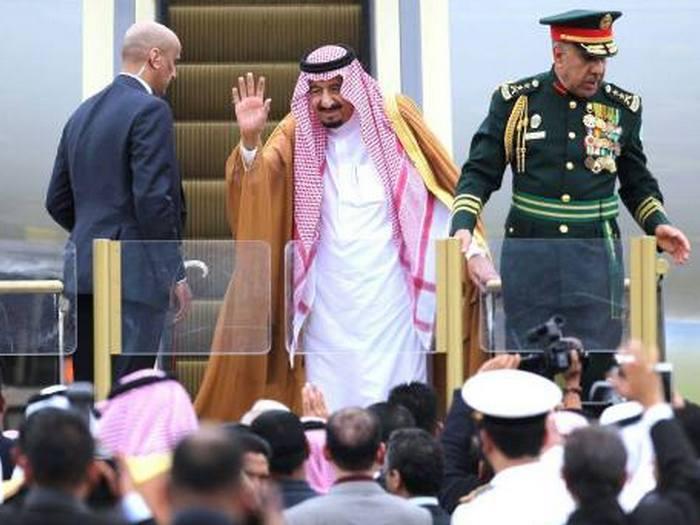 Raja Salman Ke Indonesia Akhiri Lawatan Di Malaysia