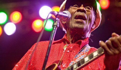 Lagenda Rock n' Roll Chuck Berry Meninggal