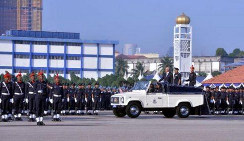 Najib Mahu PDRM Beri Perkhidmatan Terbaik