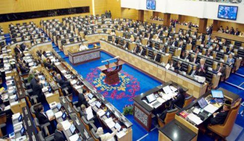 13 RUU Diluluskan, Syabas MP BN Dengar Nadi Rakyat