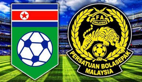 AFC Tangguh Aksi Korea Utara, Malaysia Di Pyongyang