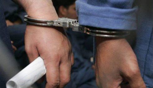 Polis Tahan Sepasang Suami Isteri Miliki Ganja Lebih 18Kg