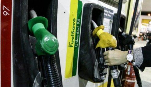 Penetapan Harga Siling Petrol Baik Untuk Pengguna