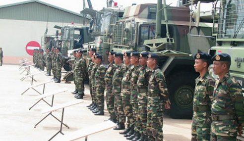 UK Kagum Peralatan Pertahanan Buatan Malaysia