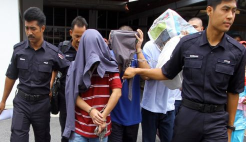 2 Pegawai Imigresen Ke Tali Gantung, Bunuh PATI
