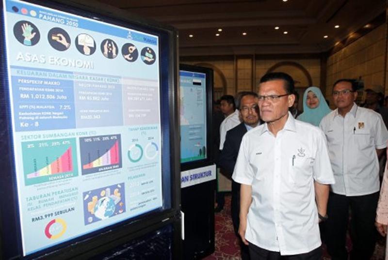 RSN Pahang 2050 Ambil Kira Urus Alam Secara Lestari