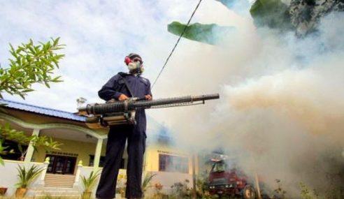 Kerajaan Selangor Bimbang Peningkatan Kes Denggi