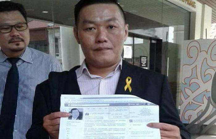 Terbalik!!! Wartawan Akhbar Saman Fitnah LGE Pula