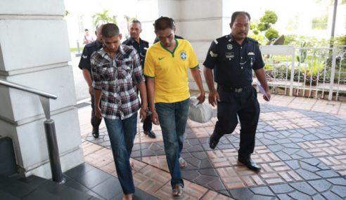 Pemandu Lori Dihukum Gantung, Edar 2.7kg Kanabis