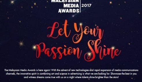 Anugerah Media Malaysia 2017 Kini Dibuka Penyertaan