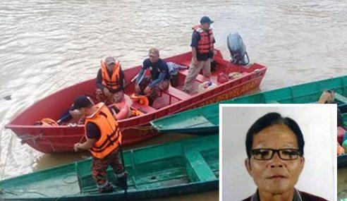 Mayat Guru Terjatuh Dalam Sungai Di Belaga Dijumpai