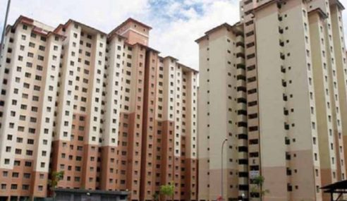 DBKL Tawar RM35,000 Seunit PPR Seri Aman