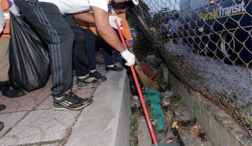 Kempen 'Perak Yang Bersih' Dilancar Serentak