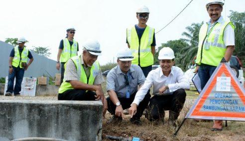 Ladang Ayam Di Selangor Curi Bekalan Air Bersih