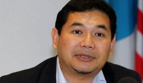 Rafizi Tak Yakin Majlis Pelancaran PH Johor