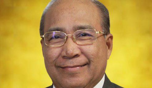 Penasihat Khas TPM Dahului Penerima Darjah & Pingat