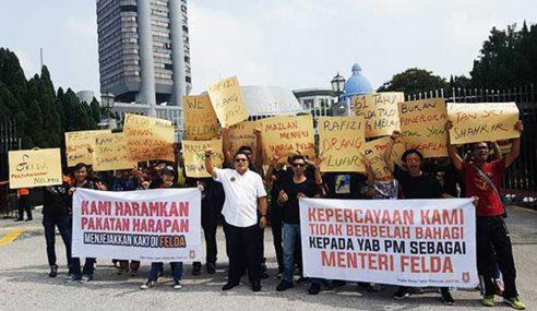 NGO Bantah Konvensyen Warga Felda Pembangkang