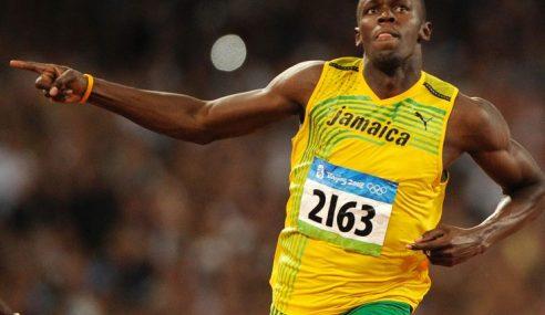 """""""Ikut Contoh Terbaik Idola Anda"""" – Usain Bolt"""