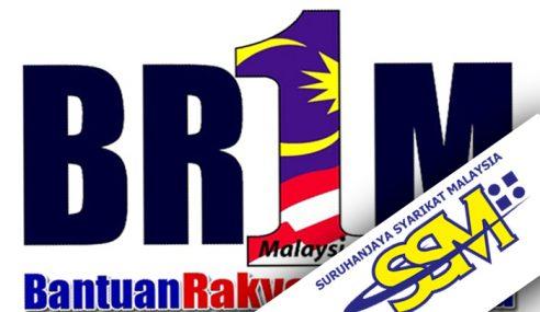 BR1M & SSM: Ini Penjelasan Yang Rakyat Perlu Tahu