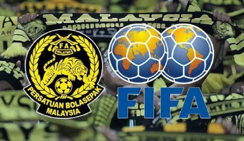 Malaysia Naik Ke Tangga 155 Ranking Terkini FIFA