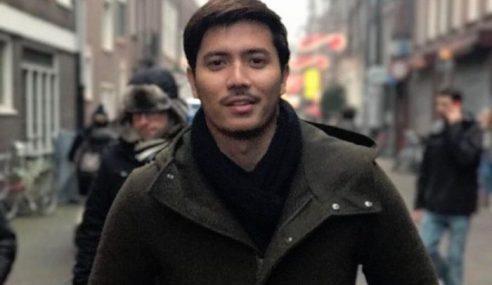 Fattah Amin Dilamun Cinta Dengan Wanita VIP?
