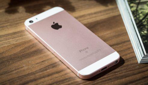 Harga Terbaru iPhone SE Kini Lebih Murah!