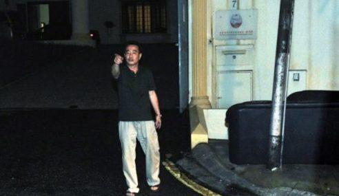 Kaunselor Kedutaan Korea Utara Marah Gambar Dirakam