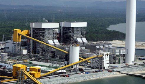 Pembinaan Loji JEP TNB Dijangka Siap Pada Dis 2019