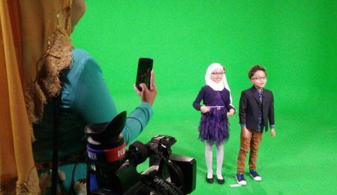 Kids News Perkasa Konvensyen Kanak-Kanak