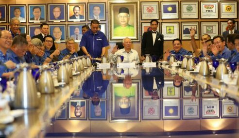 Kerajaan Tidak Akan Bentang RUU 355, Kata Najib