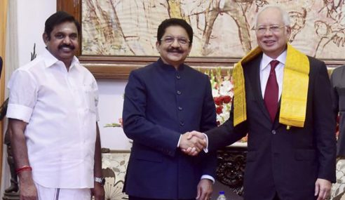 Malaysia, India Pemimpin Orde Baharu Di Asia