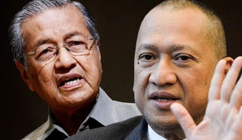 Nazri Debat Mahathir Di Padang Rengas 25 Mac