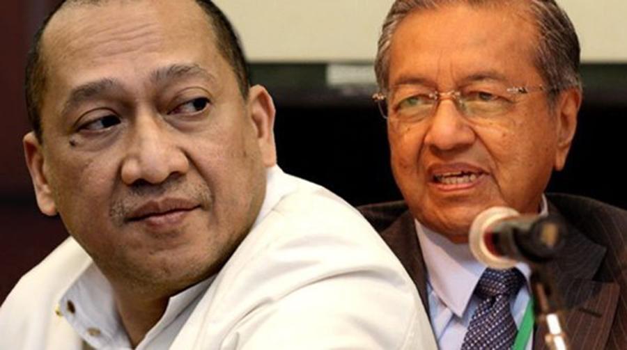 KDN Benar Debat Antara Nazri-Dr. Mahathir