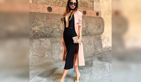 Nenek 47 Tahun Dapat Jolokan 'Real Fashionista'