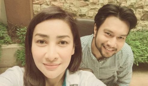 Abang Ipar 'Serang' Aqasha Dan Rita Rudaini