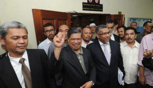 Mahkamah Tinggi Kekal Keputusan Mat Sabu Bebas