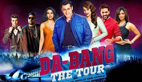 Tiket RM2,222 Konsert Salman Khan 'Live' Laris